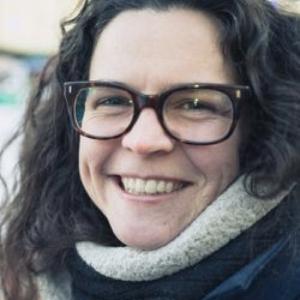 Portrait Catherine Jones