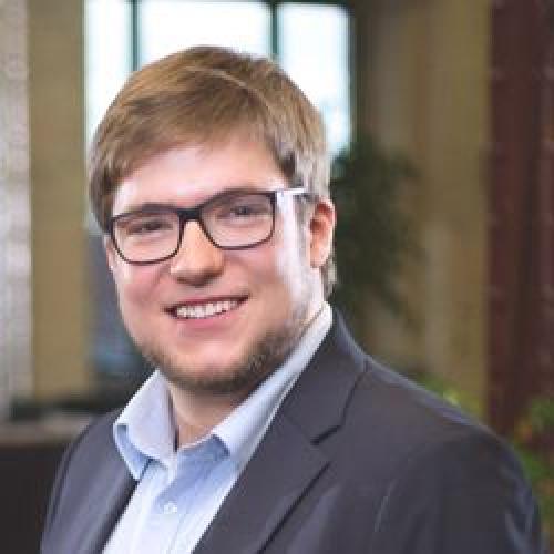 Portrait Justus Nagel